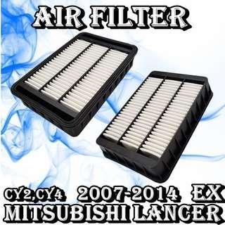 Mitsubishi Lancer EX 2007-2014 CY2,CY4 Air Filter  Car Air Con Workshop Services and Repair