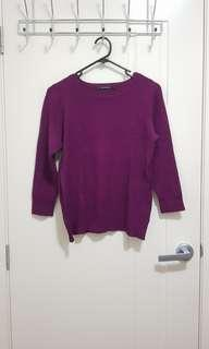 Portmans 3/4 sleeve sweater