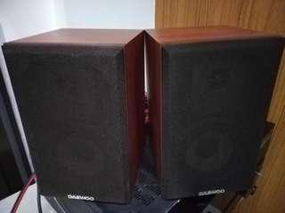 🚚 DAEWOO Speaker 1pair/2way