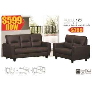 Sofa Sale Brand New Sofa 3 + 2 Set