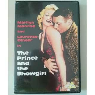 The Prince and the Showgirl (Marilyn Monroe, Laurence Olivier)