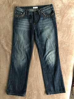 🚚 Craig 直筒褲 4號 #半價衣服市集