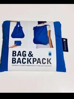 🚚 BN Japanese Backpack cum Shoulder Bag