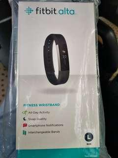 Brand New Fitbit Alta (Black)
