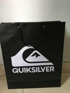 Paper Bag Quicksilver