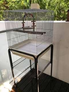 Excellent Bird Cage