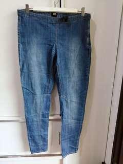 Skinny Engineered Jeans