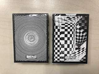 Headlong Into Eternity Playing Cards 撲克牌 啤牌