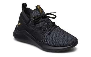 PUMA Emergence Black/Gold Women