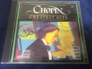 1984 - CHOPIN'S GREATEST HITS CD