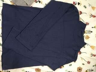 Uniqlo Hana Tajima Cotton Knitwear