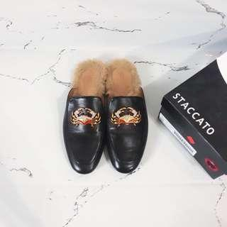 Staccato Mules size 36