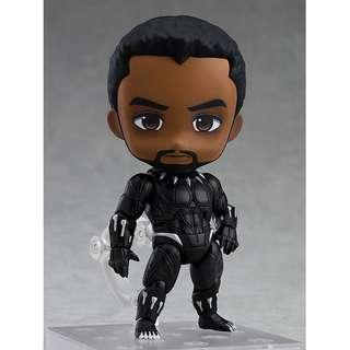 [PREORDER] Nendoroid 955-DX - Black Panther: Infinity Edition DX Ver.