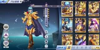 聖鬥士星矢覺醒s1(13黃金)