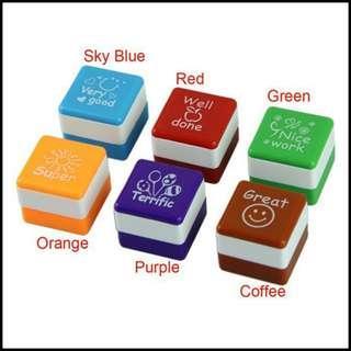🚚 [MAILED] Teachers Encourage Stamp