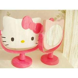 *FREE POST to West Malaysia only / Ready stock* Hello Kitty 21*17cm mirror each as shown in design / color. Free delivery is applied for this item.