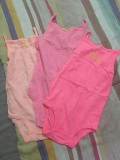 Preloved baju kodok anak 2 tahun carters