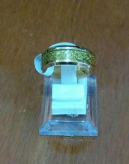 Cincin Celtic Dragon Gold ring Gold