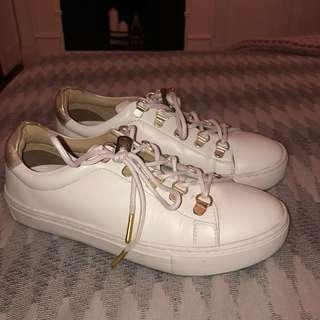 Marcus B/Seed/Witchery Leather Sneakers