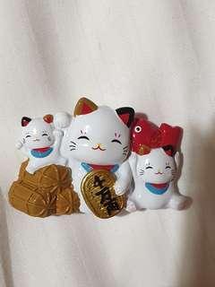 🚚 Japan Maneko Fridge Magnet
