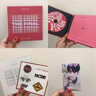 iKON THE FINAL (RED VERSION)