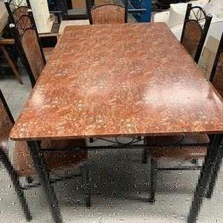 Affordable cheap prices guaranteed stylish dining table and chairs