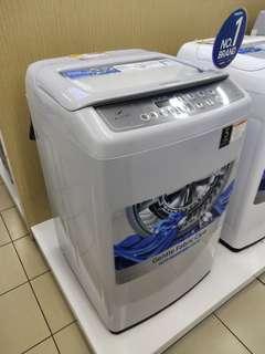 Mesin cuci samsung 7.0kg bisa di cicil,proses 3 menit