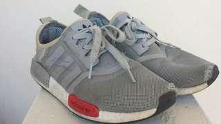 Adidas Grey Running Shoes US8