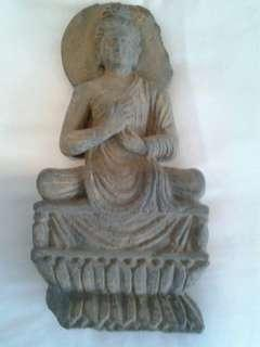 Antique Stone Buddha Statue 古董阿富汗佛像