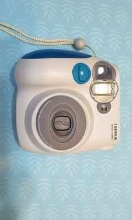 Fujifilm Instax Mini 7s (spoilt)