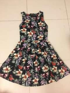 Zalora Floral Dress