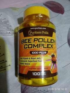 Bee Pollen Complex 1000 plus