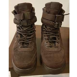 Nike SF Air Force 1 High Velvet Brown