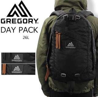 【💥 68折】Gregory DAY (26L) Black 黑色