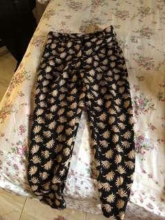 Mango trousers