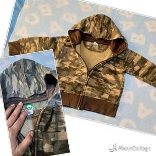 ARMY JACKET FOR 12M