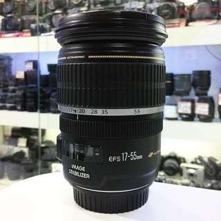 Canon 17-55mm f2.8 is