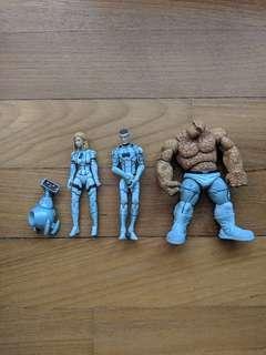 Marvel Universe Fantastic 4 Future Foundation