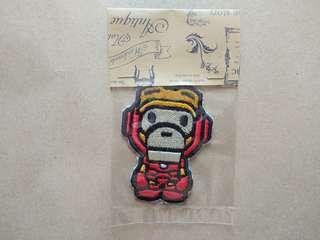 Baby Milo limited Iron On Patches
