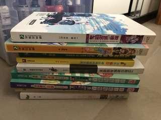 中文漫畫小說