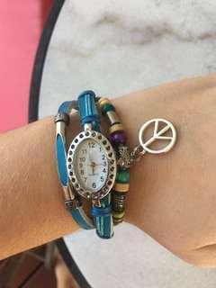 Boho style watch