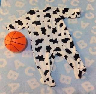 Cow Style OverAll 🐄