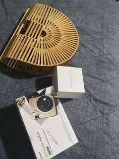 Limited Edition MK Instax Mini (gold)