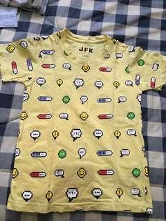 JFK Boys T-shirt