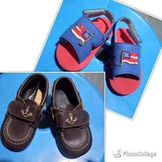 2pairs baby shoes
