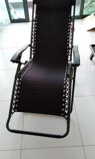 Relax & Reclining Chair - Black