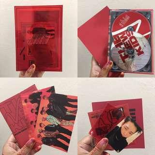 iKON REPACKAGE (RED VERSION)