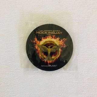 Official The Hunger Games Mockingjay Part I Pin