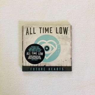 Future Hearts by All Time Low (US Import)