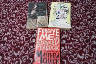 [PAPERBACK] Pre-loved Young Adult Books